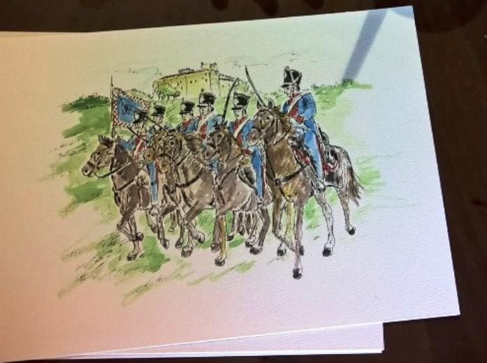Battaglia Di Tolentino Cartoline Illustrate
