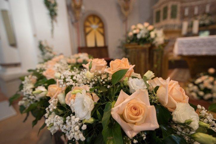 Prima Comunione Bouquet Serre Meridiana