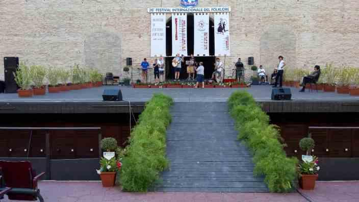 Festival Folklore Macerata