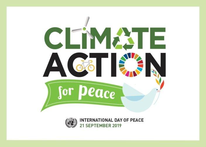 Azioni Per Il Clima Giornata Internazionale Della Pace