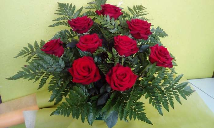 Bouquet Serre Meridiana