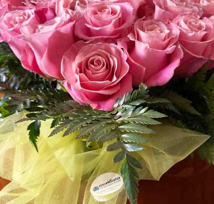 Composizione Floreale Di Rose