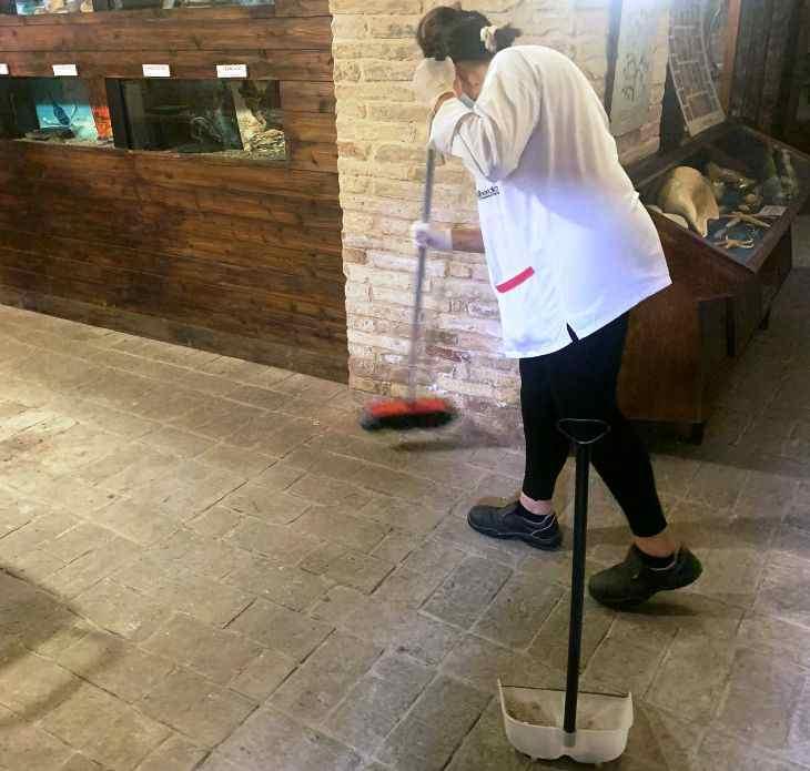 pulizie musei a Macerata-2