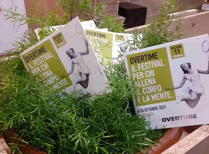 Allestimento Del Verde Per Overtime Festival