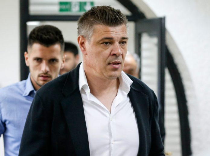 NASLEDNIK ILIEVA: Partizan rešio pitanje sportskog direktora!