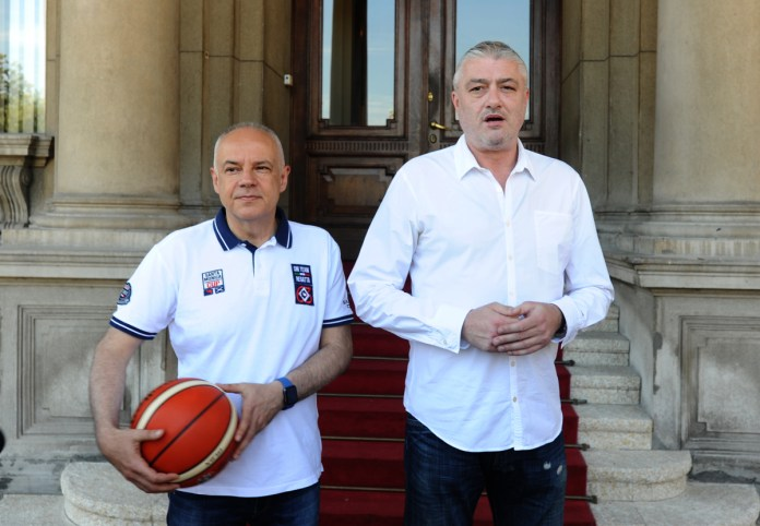 Košarkaški marš u Beogradu: Počelo odbrojavanje do početka EP-a!