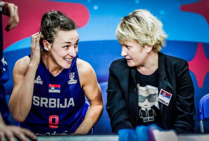 Marina Maljković: Bile smo fanatične kao srpska vojska, Arena je naš san