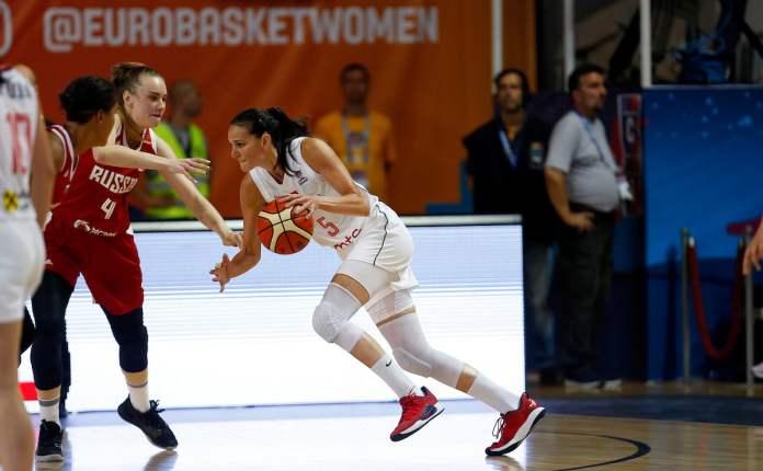 BRAVO, KRALJICE: Maestralne košarkašice u nokaut fazi Eurobasketa!