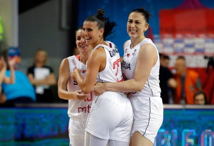 Ana Dabović o pobedi i Teu: Obožavam njegov stil, u Areni smo navijale
