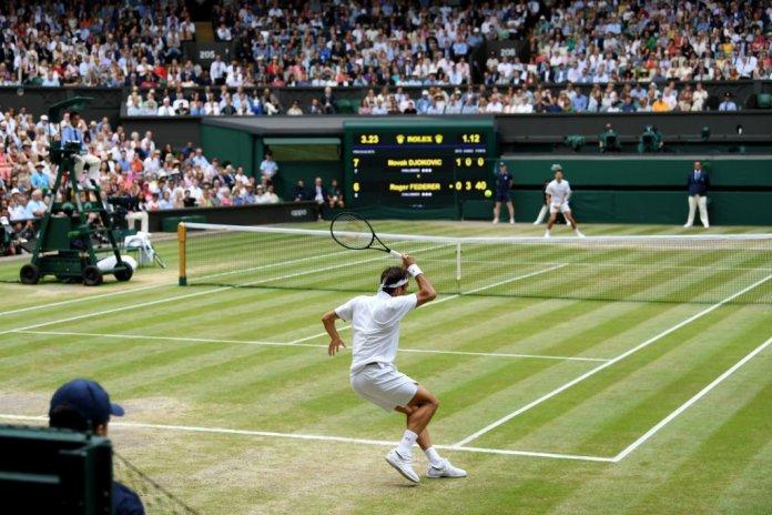 NOLE, ŠAMPIONE! Novak, Federer i odbrana Vimbldona u epskom finalu