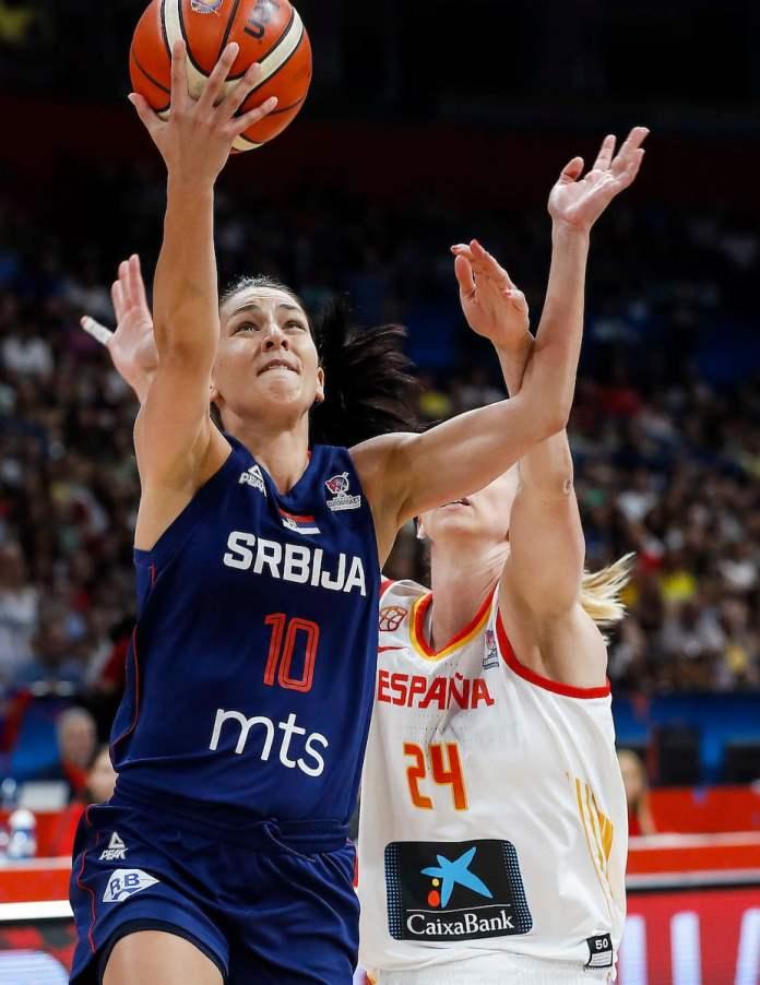 ŠTETA Košarkašice bez finala, sudije pogurale Špankinje