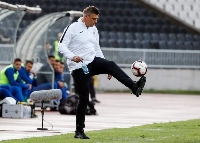 MILOŠEVIĆ: Partizan igra napadački, ne očekujem ofanzivnu Zvezdu