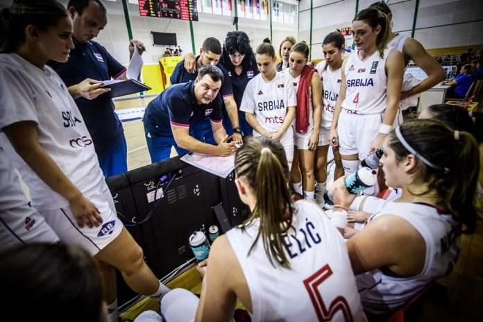 U20 EUROBASKET Nestvarna Turudić odvela Srbiju u osminu finala