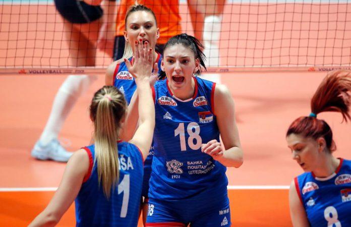 POSLE SRBIJE – SRBIJA! Naše gracije odbranile titulu nakon drame!