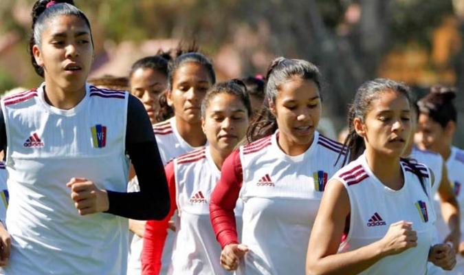 Resultado de imagen para Vinotinto femenina debuta contra Ecuador