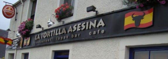 restaurante español