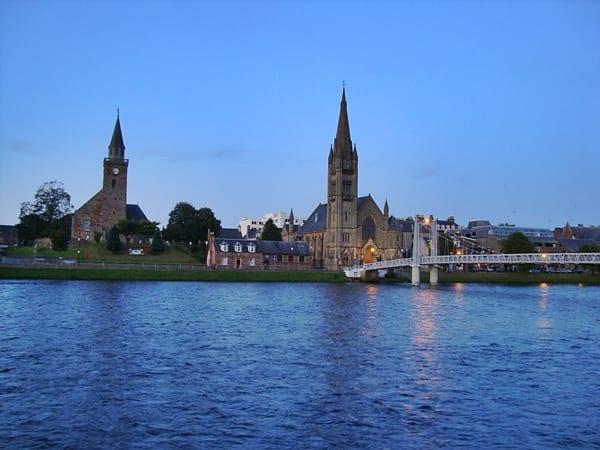 Inverness, Escocia