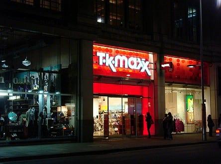 TKmaxx, Londres