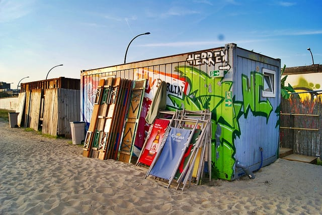 Berlín, playas