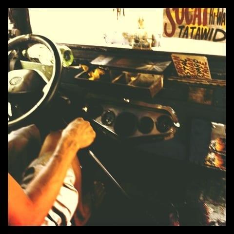 autobuses de la 2º Guerra Mundial, Filipinas