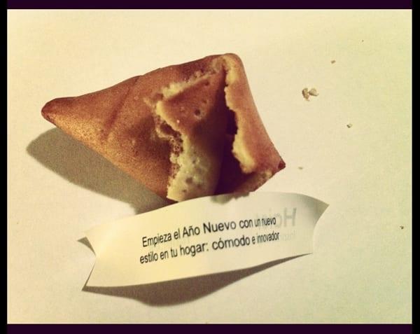 galletas de la fortuna chinas