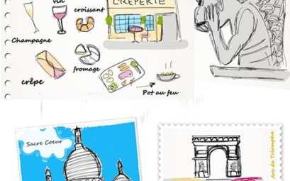 París en dibujos