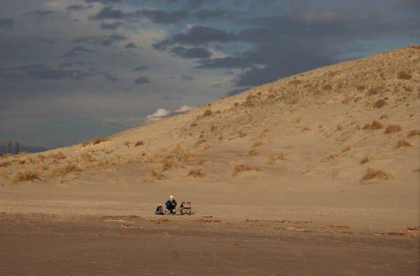 Playa Monsul, Cabo de Gata