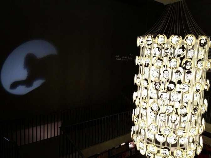 Museo Hergé, Bélgica
