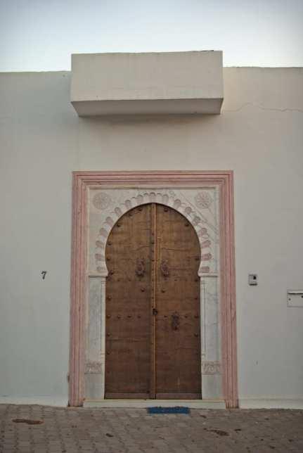 Puerta Sidi Bou Said, Túnez