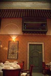 restaurante dar el jeld, Túnez