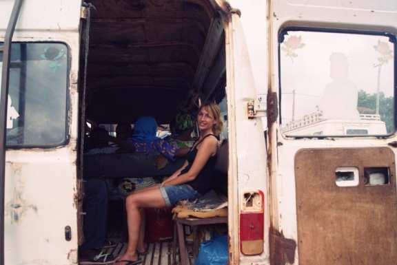 Gelli gelli, Gambia