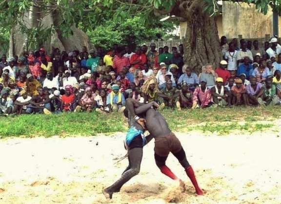lucha Senegal