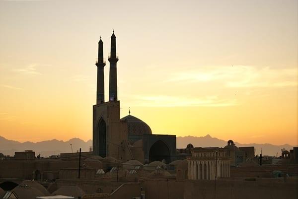 Yazd, Irán