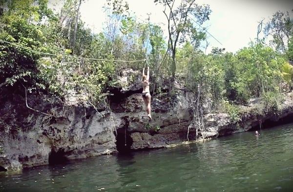 Cenote, cancún