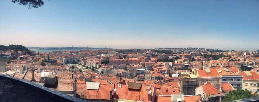 Mirador Senhora do monte, Lisboa