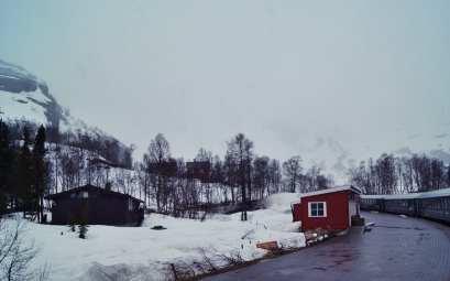 Flåmsbana, Noruega