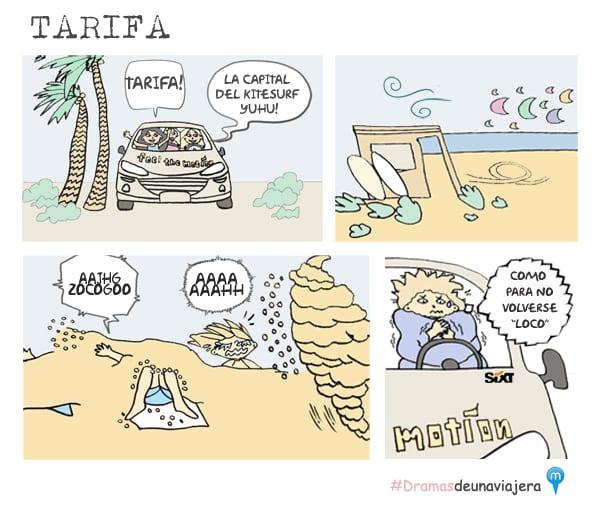 Tarifa humor