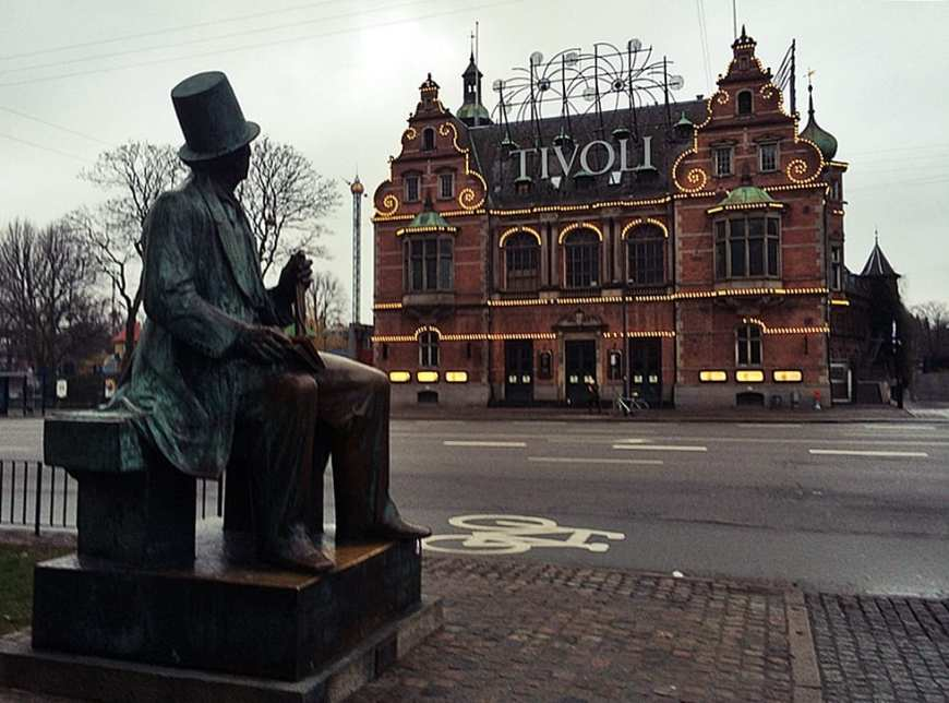 El Copenhague de Christian Andersen