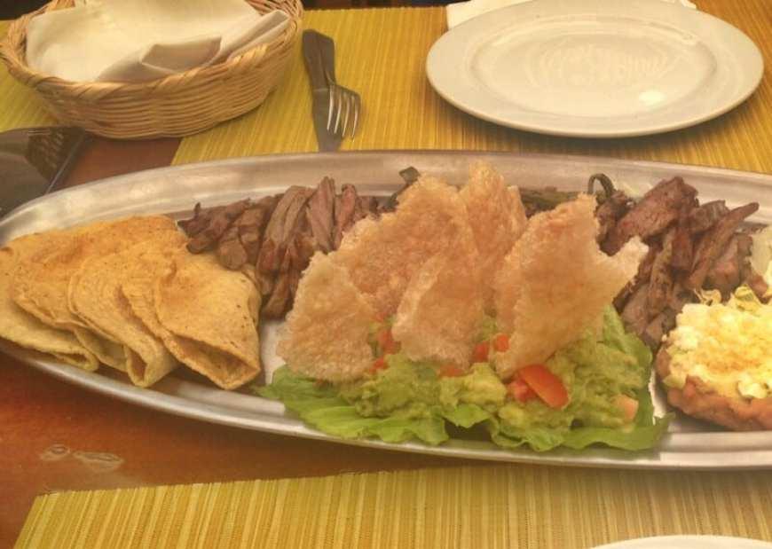 Gastronomía mexicana, Cancún