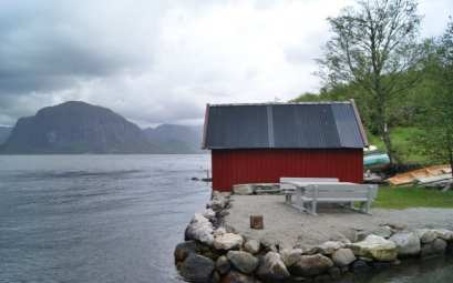 Bakernes Paradis, Noruega