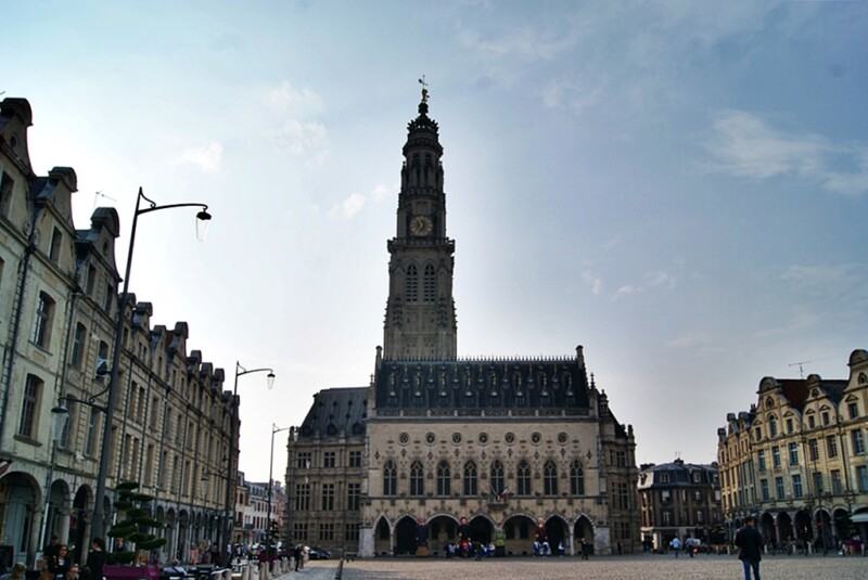 Arras, Francia