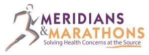 Meridians & Marathons logo