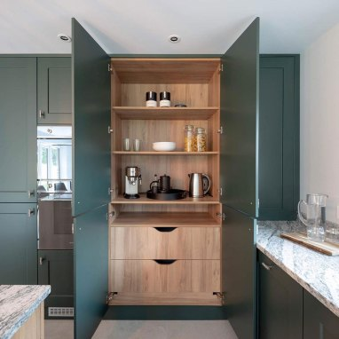 Bespoke First Impressions Kitchen in Westbourne