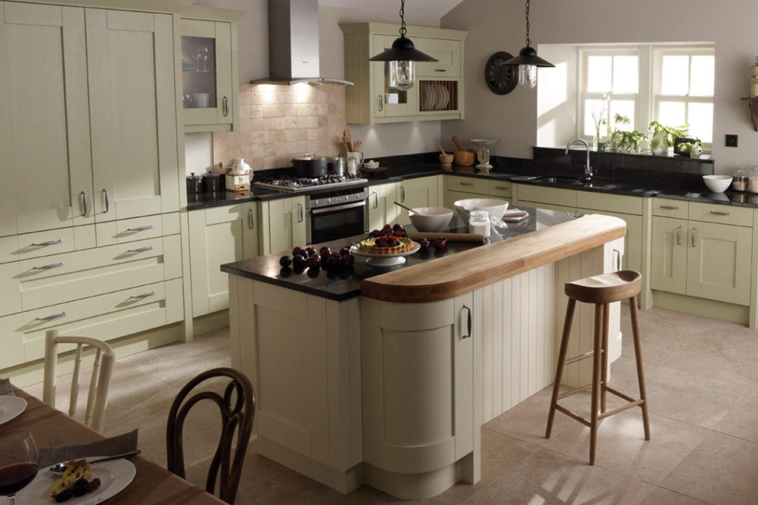 The Milbourne, available to view at the Meridien Interiors kitchen showroom in Wimborne. Just 15 mins from Bournemouth, 20 minute drive from Poole and less than 10  minutes from Ringwood.