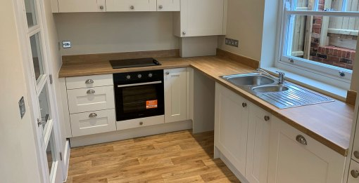 Shaker Fitted Kitchens in Fordingbridge