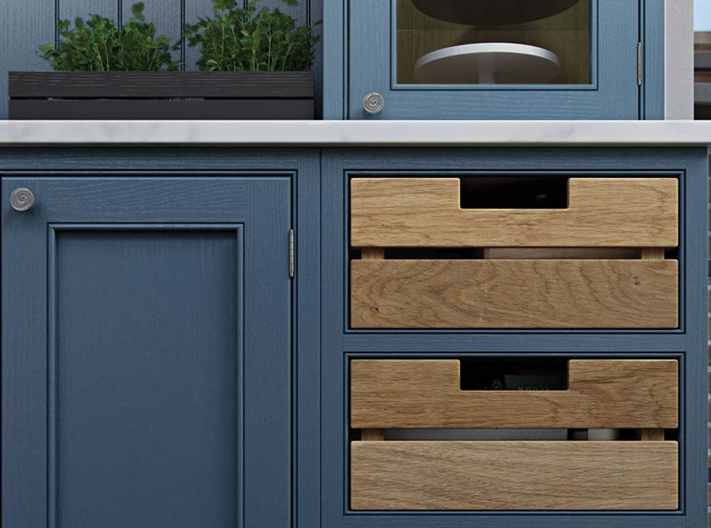 Aisling Classic Kitchen Lawrence Meridien Interiors Dorset