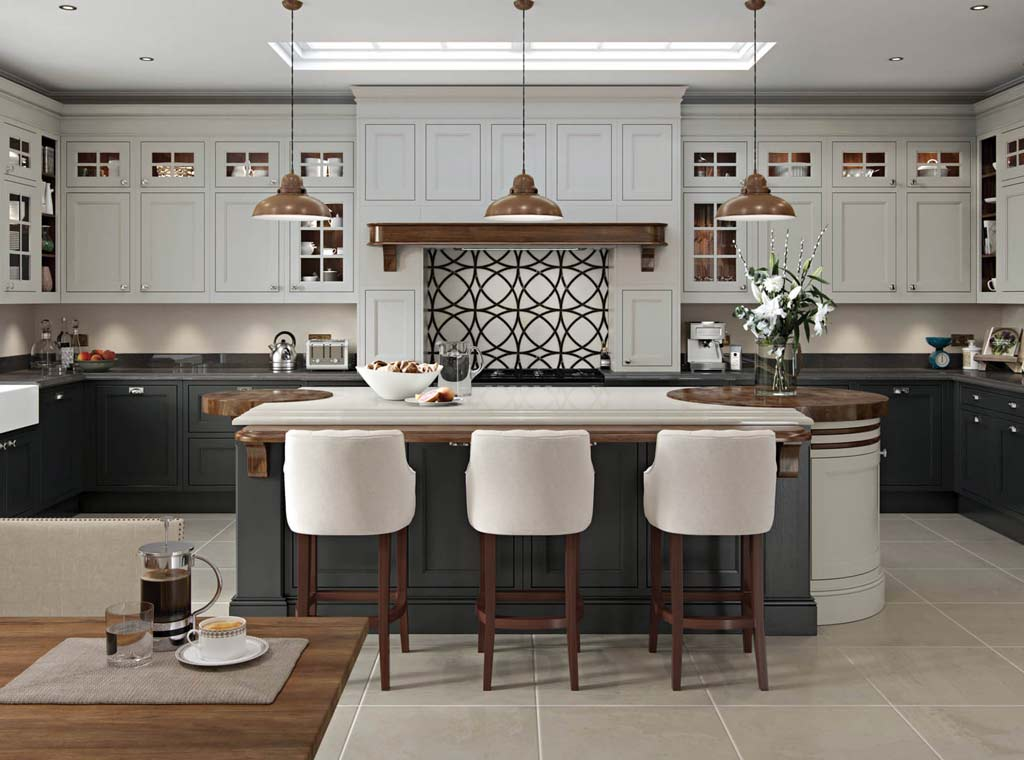 Kitchens Poole   Meridien Interiors   Poole Fitted Kitchens   Dorset