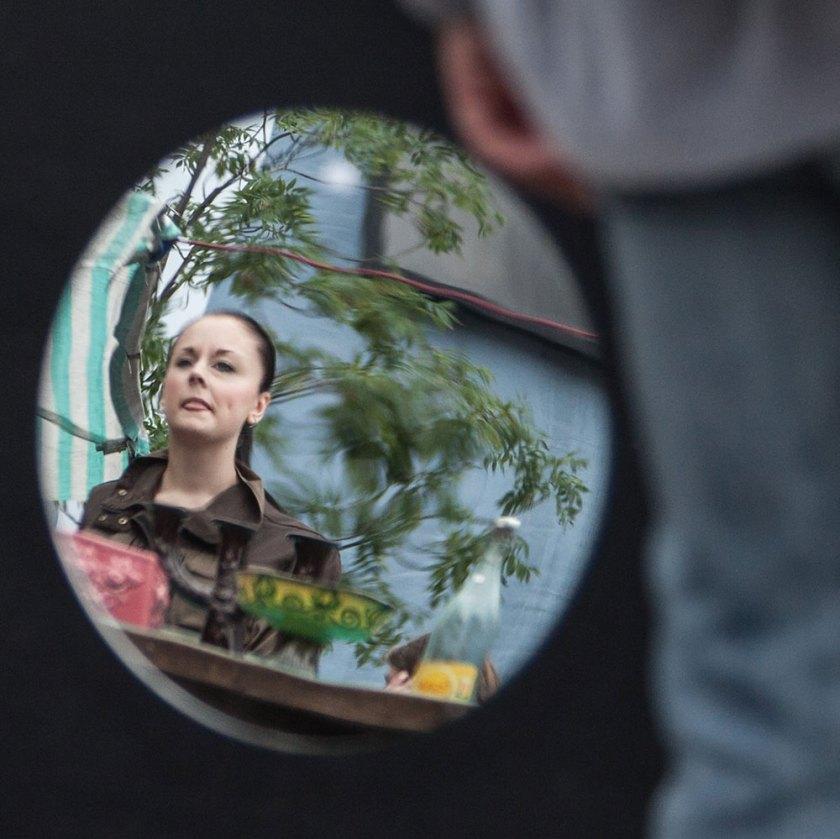 Spegelbild-loppis