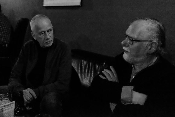 Jan Bernhardtz och Gustaf Engman, berlinfotografer
