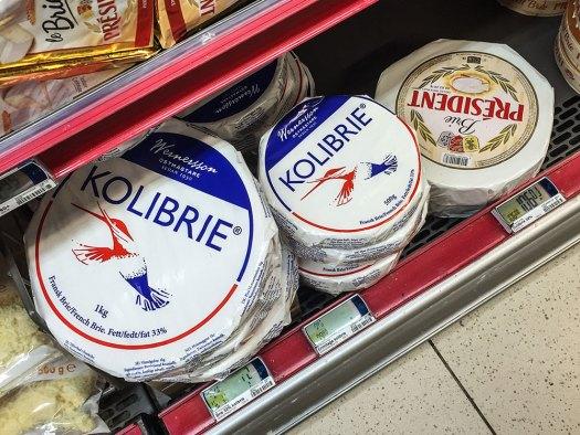 Koli-brie